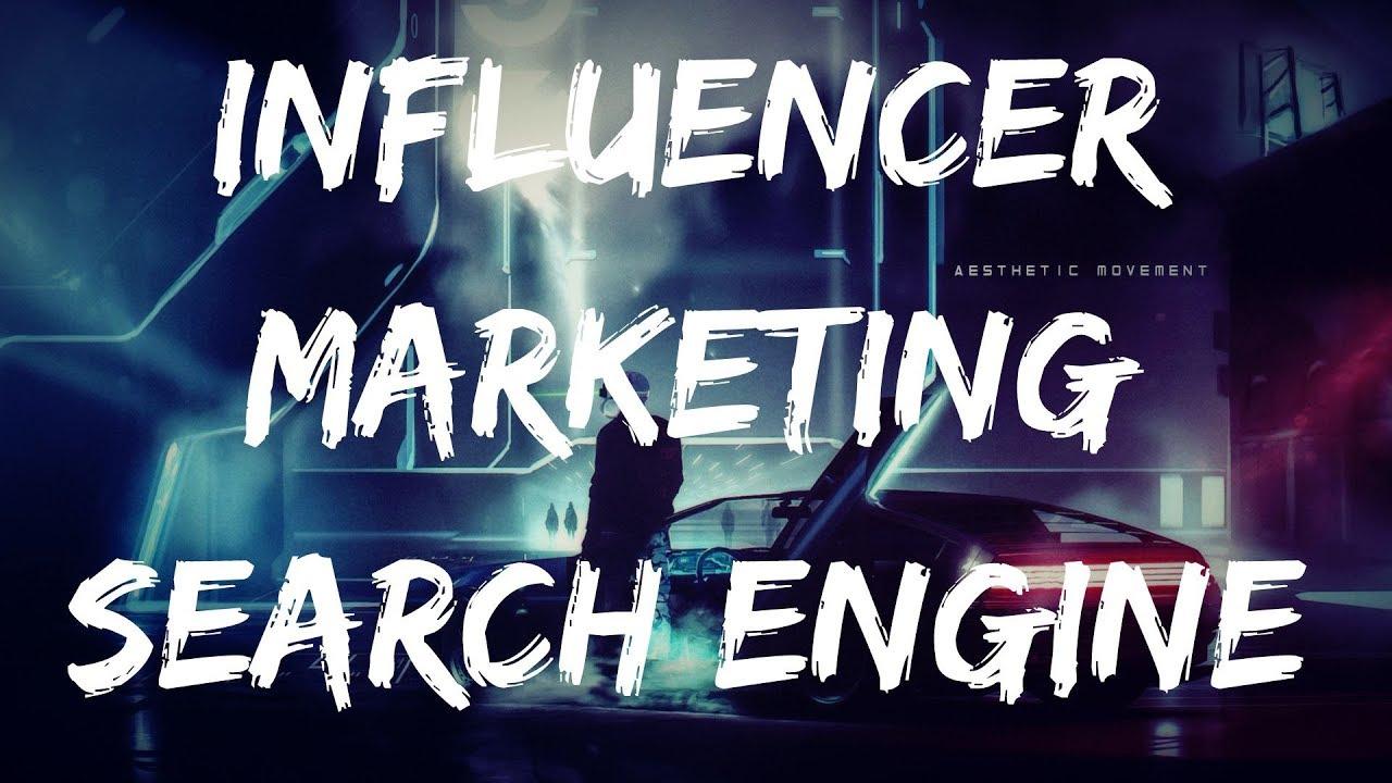 Search Engine Marketing Vs Influencer Marketing Lawmacs