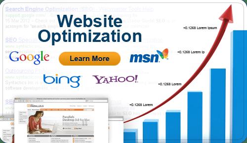 Website Optimzation