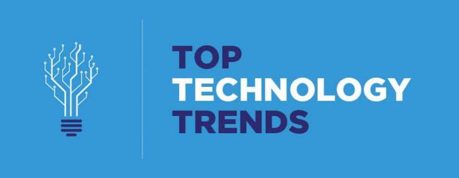 Top trending technology for 2021
